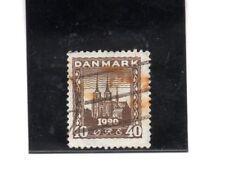 Dinamarca Valor del año 1920-21 (BP-853)