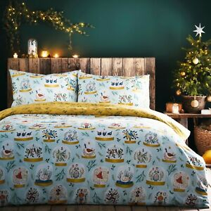 Furn Twelve Days of Christmas Reversible  Duvet Cover Sets