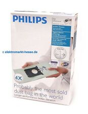 Philips Einweg-Staubbeutel FC8022/04 4 S-Bags® Anti-allergy disposable dust bag