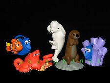 Bandai Disney Finding Memo Dory figure gashapon (full set of 5 figures)