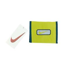 Vintage Nike 90s Deadstock Swoosh Wallet Geldtasche Yellow one size