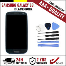 AAA+ LCD TOUCH SCREEN/SCHERM/ÉCRAN BLACK + TOOLS FOR SAMSUNG GALAXY S3 I9300