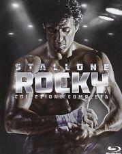 Rocky - Collezione completa (6 Blu-Ray Disc) - ITALIANO ORIGINALE SIGILLATO-