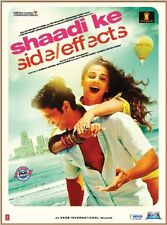SHAADI KE SIDE EFFECTS (2014) FARHAN AKHTAR, VIDYA BALAN - BOLLYWOOD DVD