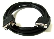 15FT 15 FEET SVGA SUPER VGA Monitor M 2 M Male to Male Cable CORD PC LCD LED TV