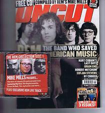 R.E.M. / KURT COBAIN / BRIAN ENO Uncut + CD (CD 1of3) No. 99 August 2005