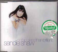 SAndie Shaw-Nothing Less thab Brilliant cd maxi single