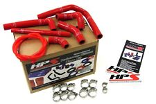HPS Red Silicone Radiator Hose Kit Coolant OEM Replacement 57-1233-RED CR250R