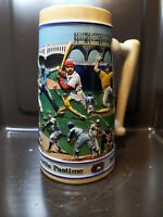 Budweiser America's Favorite Pastime Stein
