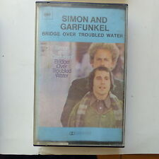 k7  SIMON AND GARFUNKEL Bridge over trouble water 40 63699