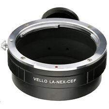 Vello Canon EF/EF-S Lens to Sony E-Mount Camera Adapter
