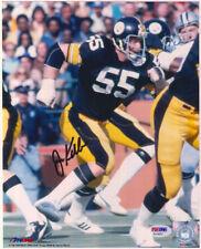 Jon Kolb Autographed Pittsburgh Steelers 8x10 Photo - PSA/DNA COA
