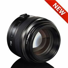 Yongnuo 85MM F/1.8 YN85 AF/MF Medium Telephoto Prime Lens For Canon 600D 700D