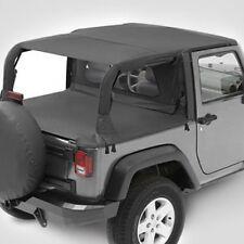 Jeep Wrangler JK 2türer Safari Header Bikini Top Black Diamond Bestop 07-09