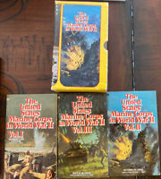 The United States Marine Corps in WWII Volumes 1-3 Box Set Smith Ace Paperback