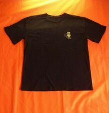 Wiz Khalifa chicos de zummer Tour de camiseta bolsillo delantero y trasero impresión streetwear Bootleg