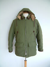 1960's GOOSE DOWN HUNTING JACKET BY 10-X SPORTING CLOTHING USA..SIZE SMALL..VGC
