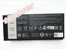 97Wh FJJ4W Battery For Dell Precision M4600 M4700 M4800 M6600 M6700 M6800 New