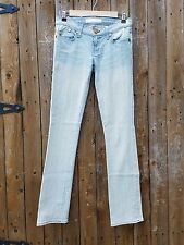 Rock Republic Womens Size 25 Light Stone Wash Denim Jeans