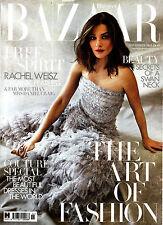 December Magazines Harper's Bazaar for Women