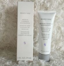 Mary Kay® MEDIUM Coverage Foundation Discontinued PINK & Gray Cap