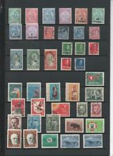 ALBANIA COLLECTION ON 7 PAGES