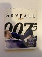 Skyfall w/ Slipcover (Bluray/DVD, 2012) 007 [BUY 2 GET 1]
