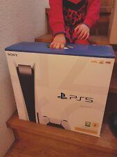 Sony Playstation 5 Disc Version, PS5, Neu & verschweißt, International Shipping