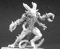 1x MASTEMA DEMON - WARLORD REAPER figurine miniature rpg jdr devil 14456