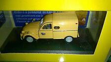 UNIVERSAL HOBBIES La Poste Citroen 2CV AK250 De 1962 Neuf En Boite