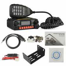 KT-8900 Dual-Band 25W VHF UHF Car/Trunk Ham Mobile Transceiver Two Way Radio ON