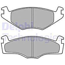 DELPHI Disc Brake Pad Set For VW SEAT Golf Mk1 Mk2 Mk3 Van Passat 321698151B