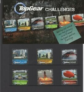 Isle of Man 2011 Top Gear Challenges  - Presentation Pack - Ref:5085