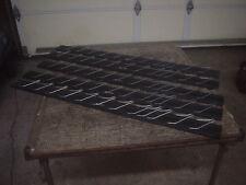 Vintage Gates Belt Display Rack Boards-NOS-Set of 5