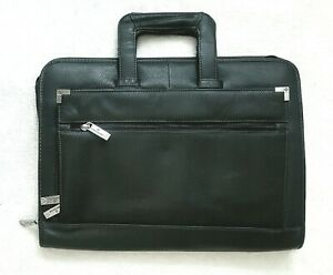 """Samsonite Laptop Bag, Office Briefcase. Multi Use Sections. W 14"""" x H 12"""" Unused"""