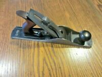 "ANTIQUE STANLEY No 5 JACK PLANE ""STANLEY"" CUTTER,TYPE 9, 1902-1907"