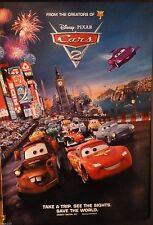 Animated Original US One Sheet Film Posters (2000s)