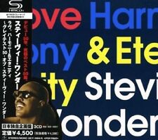 STEVIE WONDER-LOVE HARMONY & ETERNITY-GREATEST 50-JAPAN SHM-CD K25