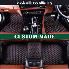 Car Floor Mats for Jaguar XF Sedan 2016 Custom-Fit All Weather Car Mats