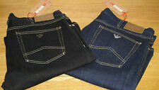 Cotton Classic Fit, Straight ARMANI 30L Jeans for Men