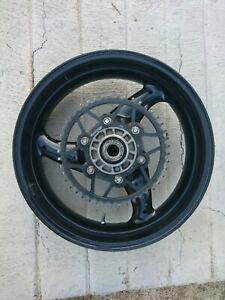 """Cerchio Ruota posteriore DUCATI MONSTER 696,,2008/2013 Originale Dritto 17X4,5"""""""