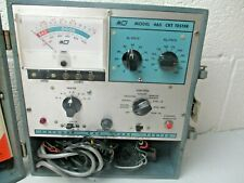 Vintage B&K Dynascan Model 465 CRT Portable Cathode Ray Vacuum Tube Tester
