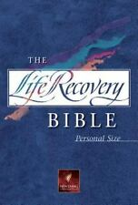 The Life Recovery Bible Personal Size: NLT (Life Recovery Bible: Nlt) Arterburn