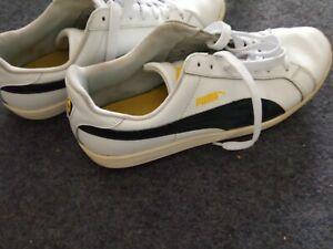 Puma Turnschuhe 43 BVB Retro, Vintage. Schuhe. Borussia Dortmund