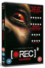 Rec 2 - Fear Revisited DVD Nuevo DVD (E1E51418)