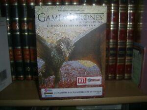 GAME OF THRONES - Intégrale des Saisons 1 à 6 - Coffret dvd - Neuf sous blister