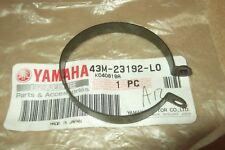 YAMAHA XT600 IT200 YZ250 YZ490 YZ125 GENUINE FORK GAITER CLIP - # 43M-23192-L0