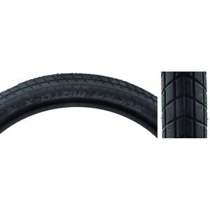 Schwalbe Super Moto-X Performance SnakeSkin Tire 27.5x2.4 Black EBIKE50 GRN