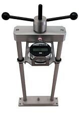 Force-Test, 2K hand operated tensile tester with calibrated digital force meter.