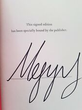 Megyn Kelly, SETTLE FOR MORE *SIGNED* 2016 HBDJ 1ST/1ST Brand New! SIGNED COPY